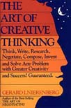 The Art of Creative Thinking Cover