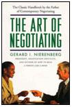 Art of Negotiating Cover