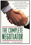 Comlete Negotiator Cover