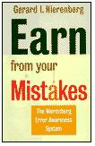 Earn From Your Mistakes Cover